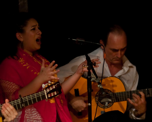 First Friday Flamenco Tablao with FLAMENCO DEL ENCUENTRO