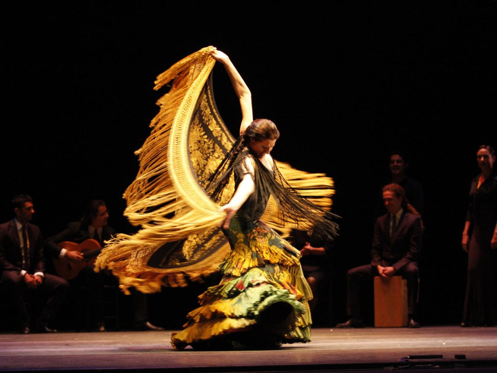 Pasion y Arte Flamenco Company at Latin Roots & Rhytms