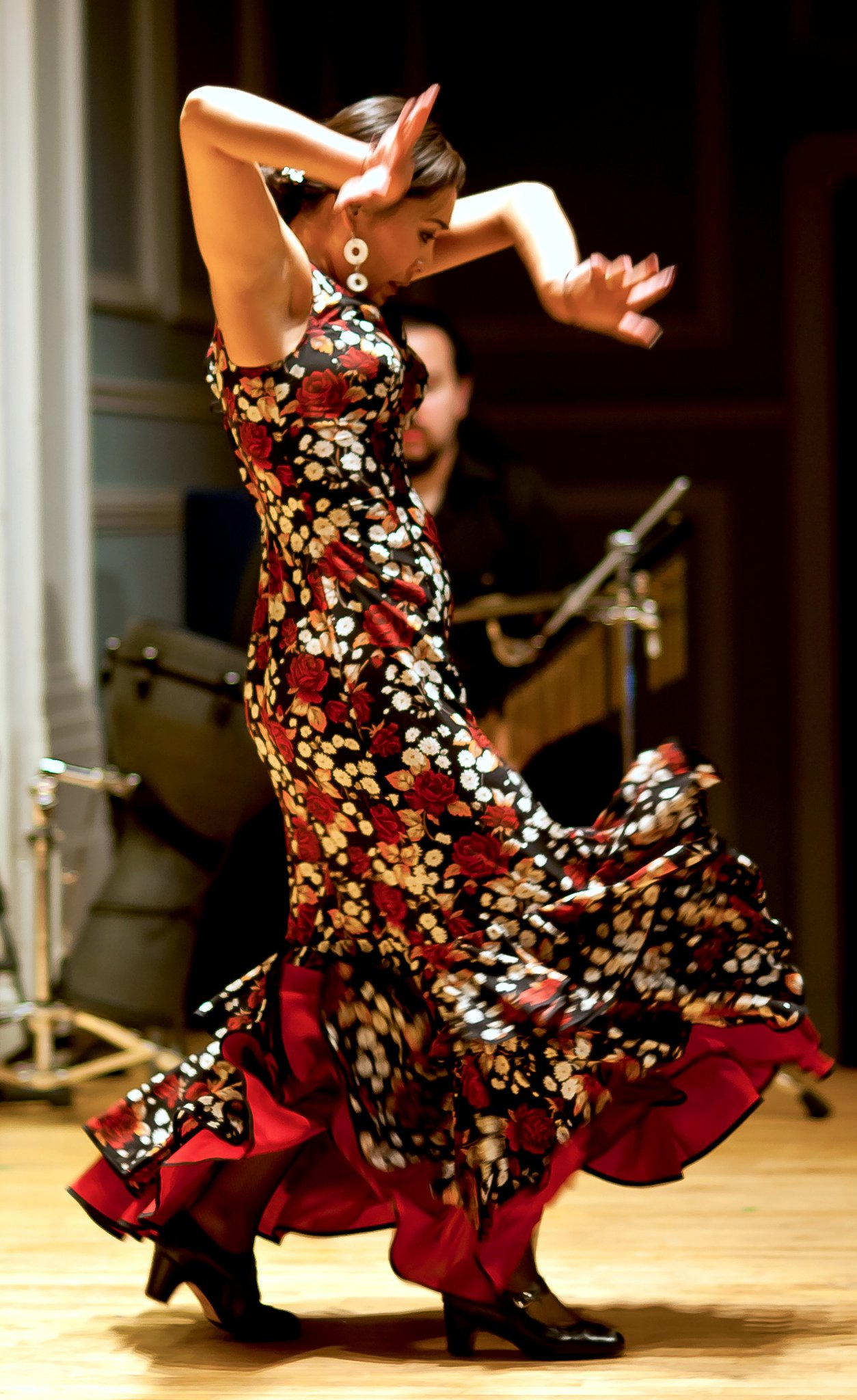 Fall Flamenco Classes at Pasión y Arte Conservatory