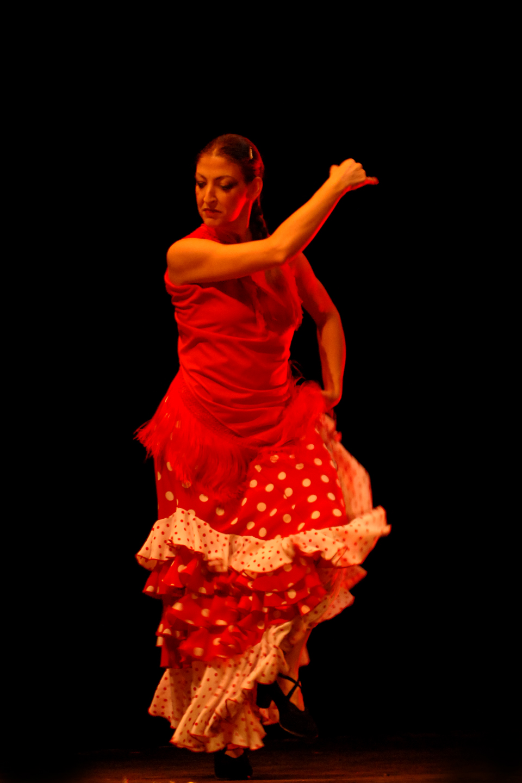 Magdalena Bailaora Flamenca