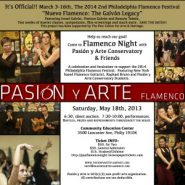 FLAMENCO NIGHT with Pasion y Arte Conservatory & Friends