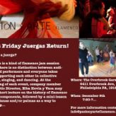 Only 2 more days until Pasion y Arte's Juerga!