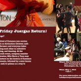 First Friday Juerga