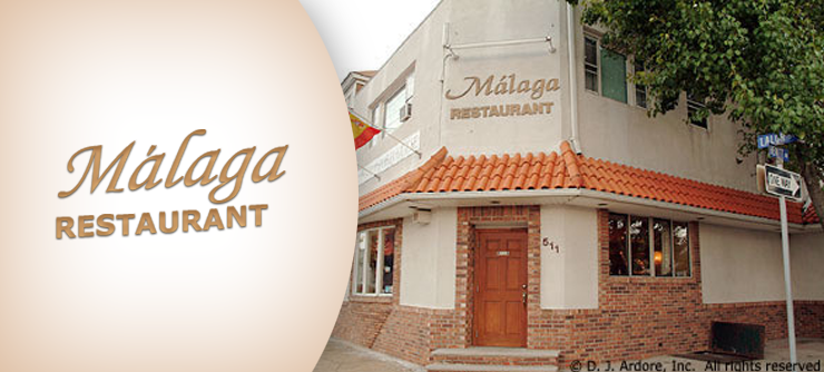 Performance at Malaga Restaurant